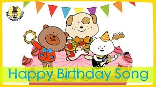 Happy Birthday Song | The Singing Walrus