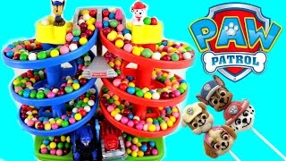 Paw Patrol Best Baby Toy Learning Colors Video Gumballs Cars for Kids, Teach Toddlers, Preschool
