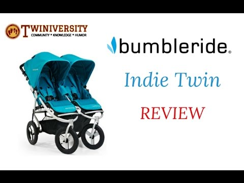 Bumbleride Indie Twin 2016 Double Stroller Review