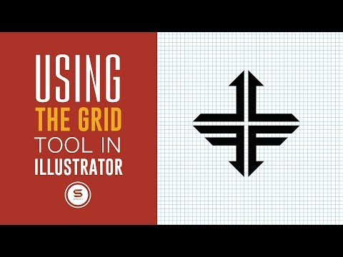 ILLUSTRATOR GRID TOOL TUTORIAL AND WHY IT'S IMPORTANT TO USE