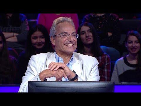 Kim Milyoner Olmak İster? Albert Bey 1 milyonluk soruyu görmek için yarışıyor!  2018 YENİ