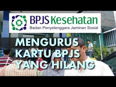 Mengurus Kartu PBJS Yang Hilang DI Kantor BPJS Rawamangun Jakarta Timur