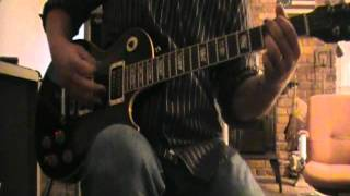 What's on your mind Ace Frehley Guitar Cover