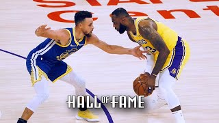 """LeBron James & Stephen Curry """"Hall of Fame"""" ft. Kevin Durant By Calvin Drake"""
