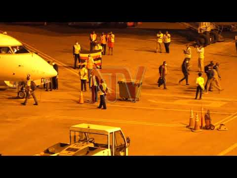 75 more Ugandans repatriated from S. Africa, Zambia