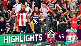 Southampton vs. Liverpool: 1-2 Goals & Highlights   Premier League   Telemundo Deportes
