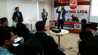 Pengundian Group Play Off Liga 2 Indonesia