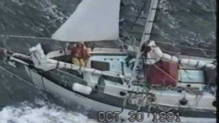 Perfect Storm Rescues: S/V SATORI