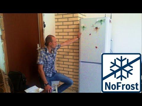 Ремонт холодильника INDESIT No Frost СВОИМИ РУКАМИ