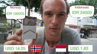 Download Youtube: HOW CHEAP IS INDONESIA VS NORWAY