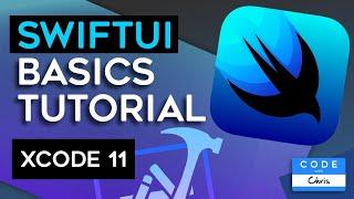SwiftUI Basics for Beginners (2019)