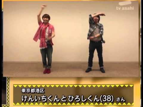 【声優動画】神谷浩史と鈴村健一が一般人としてテレビに映ってるんですけどwwwww