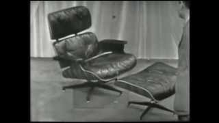 Eames Lounge Chair TODAY Show Debut