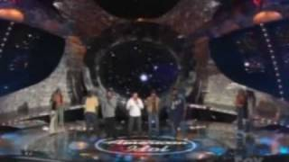 American Idol - Season 2 - Top 10 Medley - Country Night