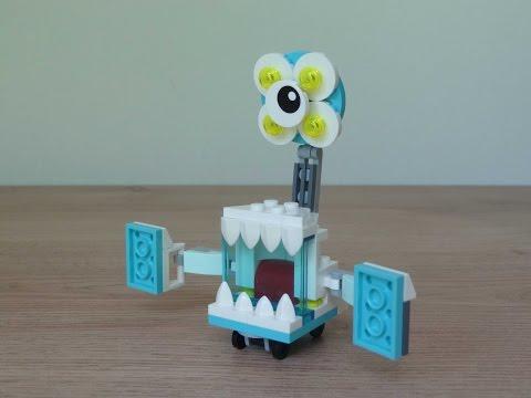 Vidéo LEGO Mixels 41570 : Skrubz