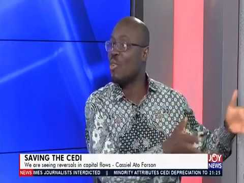 Saving The Cedi - PM Express on JoyNews (20-3-19)