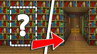 TUTO PASSAGES SECRETS ULTRA SECURISÉ !! MINECRAFT PS4/PS3/XBOX ONE/360/Wii U/SWITCH/MCPE/PC
