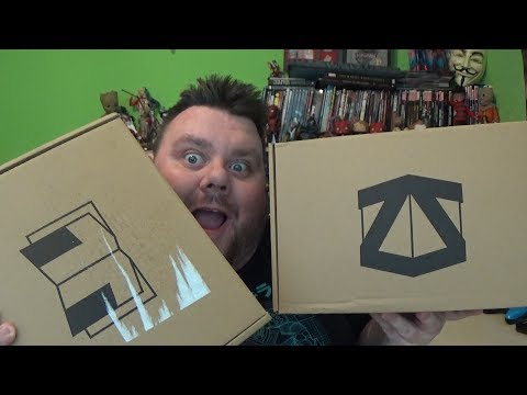 Zbox & Threads August Combat Theme - Funko Marvel Rambo GI Joe Unboxing Review