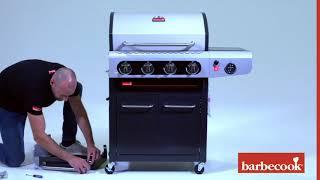 Barbecook - Siesta 412 Ceram Siesta assembly
