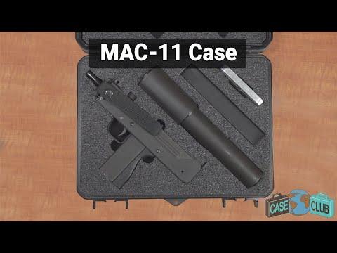 MAC-11 Pistol Case - Featured Youtube Video