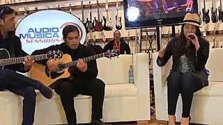 Hoy me enamoré - María José Quintanilla en Audiomúsica Sessions