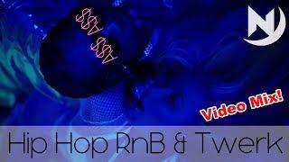Best Hip Hop & Twerk Party Mix 2018 | Black RnB Urban Dancehall Hype Mix #79