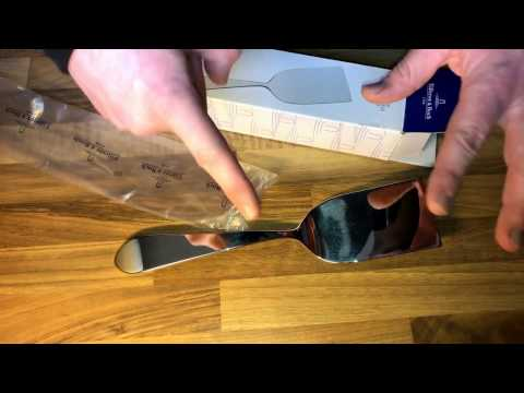 Villeroy & Boch Sereno XXL Collection Lasagne Server unboxing and instructions