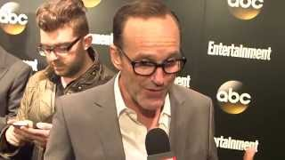 Marvel's Agents of S.H.I.E.L.D.: Clark Gregg on Season 2