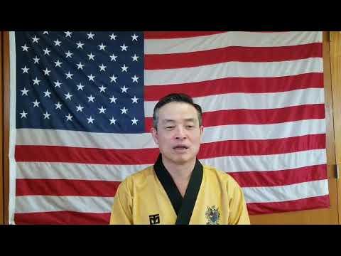 GM Soon Min Jang- PATU Poomsae referee chairman