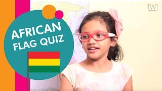 Kids Quiz | Africa | Part 4 | Flags of the world