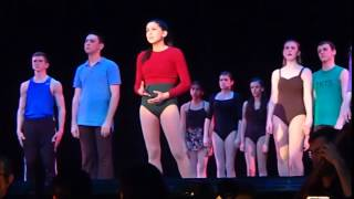 What I Did For Love- A Chorus Line