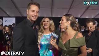 Justin Hartley & Chrishell Stause Gush About Each Other After Their 'Magical' Wedding