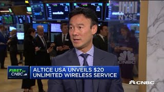 Altice USA CEO Dexter Goei on earnings and growth
