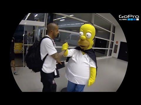 Busão do Timão | The Simpsons - GoPro