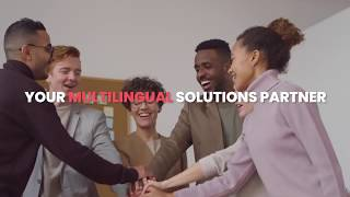 Your multilingual solutions Partner