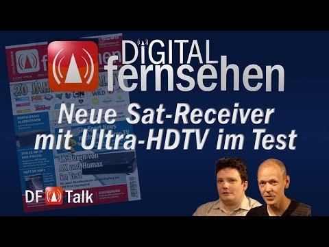 Neue 4K Receiver im Test - DF-Talk 10/2016