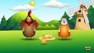 Snela koka jaje - pesmica za decu (sa tekstom)