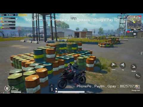 Pubg Mobile 10 Dec 2019 Fun Gameplay On Tamil With SRB Members || Passion Of Gaming