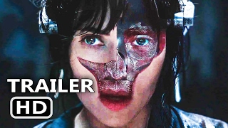 GHOST IN THE SHELL Super Bowl Spot Trailer 2017 Scarlett Johansson Action Movie HD