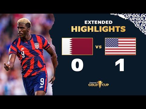 Qatar vs USA</a> 2021-07-29
