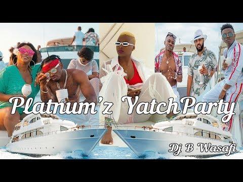 Diamond Platnumz – Yatch Birthday Party [ FULL VIDEO] RayvannMbossoTEAM YA WCB YOTE NDANI 2018