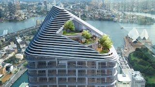 Sydney's Sustainable Skyscraper