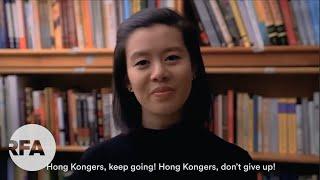 唐英年內姪郭佳怡6分鐘告訴你香港年輕抗爭者害怕失去家鄉的故事