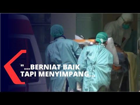 KPK: Potongan Insentif Tenaga Kesehatan Berniat Baik Tapi Menyimpang