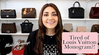 Minks Mondays #258 | Tired Of Louis Vuitton Monogram?!