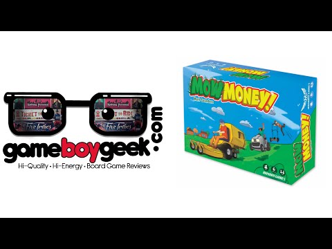 The Game Boy Geek Reviews Mow Money