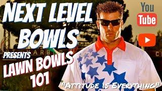 Lawn Bowling 101