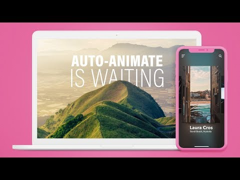 Auto-Animate Arrives in Adobe XD