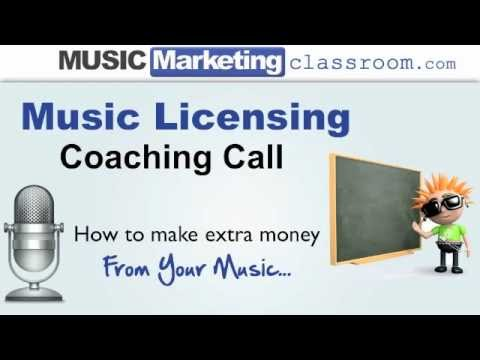 Music Licensing – How to make extra money from your music.