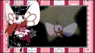 Ribombee  - (Pokémon) - (WSHC #5 2016-17) LIVE!! Shiny Ribombee after only 863 REs in Pokemon Moon (Full Odds)